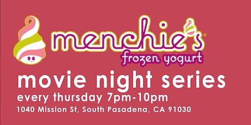 Menchie's Movie Night