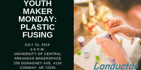 Youth Maker Monday: Plastic Fusing  tickets