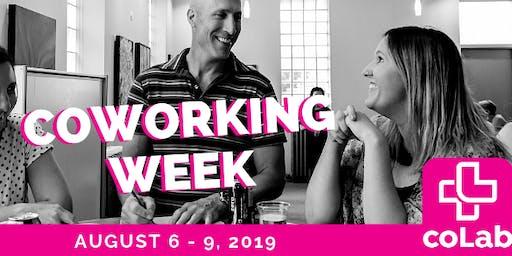 Coworking Week 2019 (International Coworking Day Celebration)