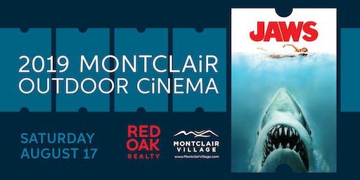 Montclair Free Outdoor Cinema: JAWS