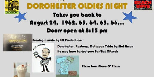 Dorchester Oldies Night