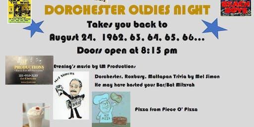 Dorchester Oldies Night