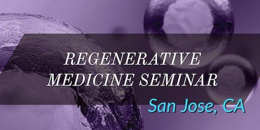 FREE Regenerative Medicine & Stem Cells for Pain Lunch Seminar - San Jose, CA