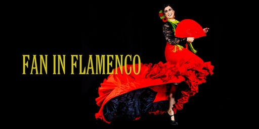 Fan In Flamenco