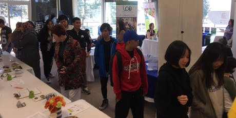 Volunteer Victoria's 2019 UVic Volunteer Recruitment Fair tickets