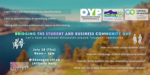 Bridging the Student and Business Community Gap