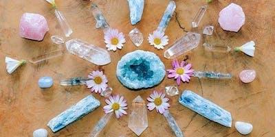 Crystal Healer Certificate