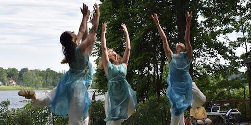 Summer Showcase of Modern Dance
