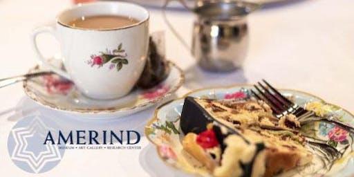 Amerind Members Holiday Tea