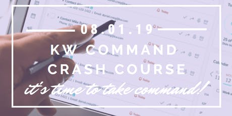 KW Command Crash Course w/ Bret Shugrue tickets