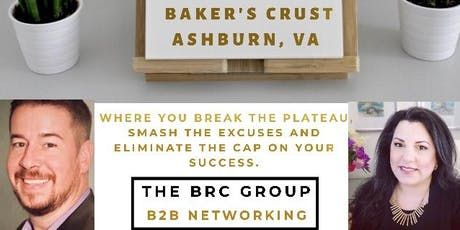The BRC Group - B2B Networking  tickets