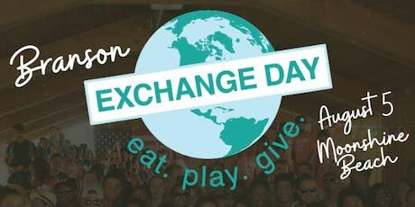 2019 Branson J-1 Exchange Day tickets