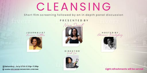 Cleansing: Short Film Screening