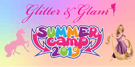 Glitter & Glam Summer Camp 2019 tickets