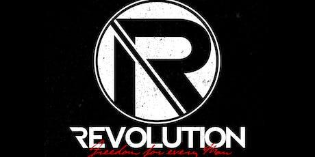 "Revolution Men presents ""The LOCKDOWN"" Men's Retreat tickets"
