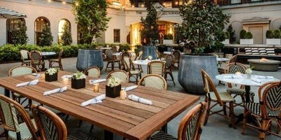 Garden Party Thursdays at Hotel Sorrento