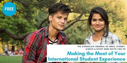 Making the most of your international student experience