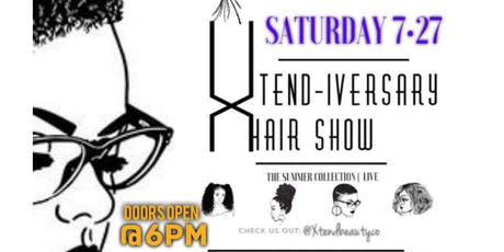 Xtend Beauty Co. Anniversary Celebration & Hair Show tickets