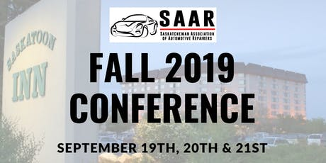 SAAR Fall Conference 2019 tickets
