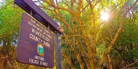 Take A Hike: Wunderlich Park tickets