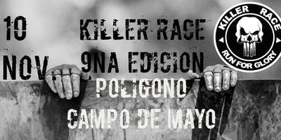 KILLER RACE 9na. EDICIÓN.