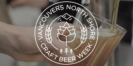 Vancouver's North Shore Craft Beer Week 2019 Launch Party tickets