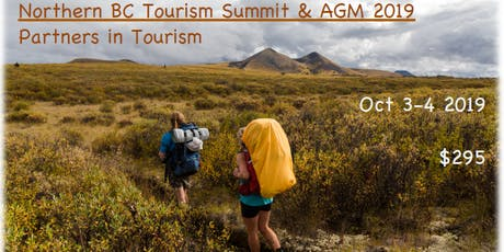 Northern BC Tourism Summit and AGM 2019 tickets