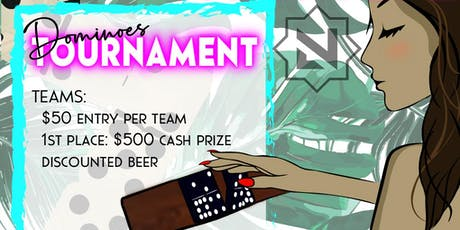 Nightlife Brewing Co. Dominoes Tournament tickets