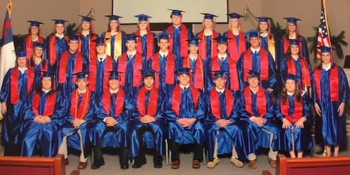 Tabernacle Christian School Class of 2009's Ten Year Reunion