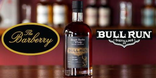 Bull Run Whiskey Dinner