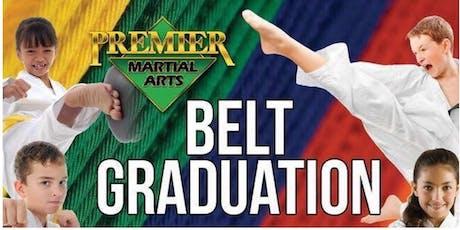 Juniors Belt Graduation - July 2019 tickets