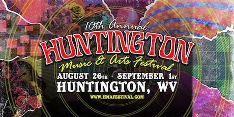 10th Annual Huntington Music and Arts Festival  tickets