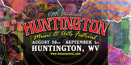 10th Annual Huntington Music and Arts Festival