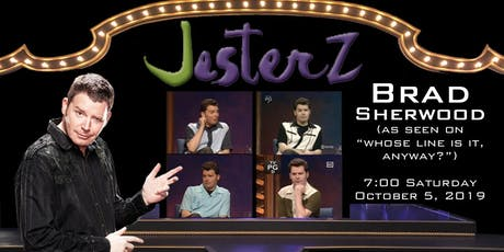 Brad Sherwood and The JesterZ tickets
