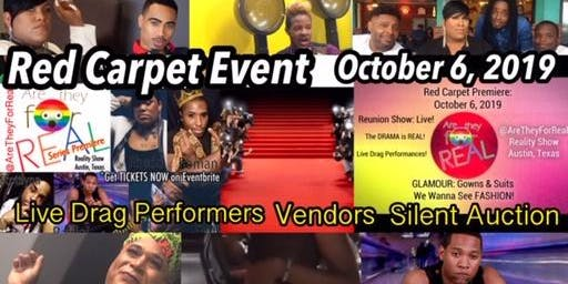 Reality Show: Red Carpet Premiere (Reunion Show Taping & Live Drag Show)