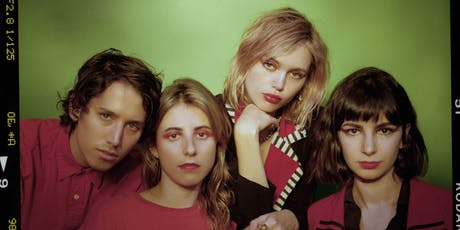 The Paranoyds, Grumpster, Shutups tickets