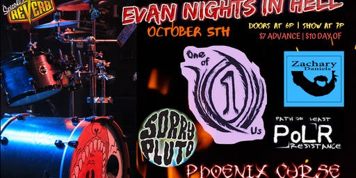 Evan Nights In Hell: Birthday Show!