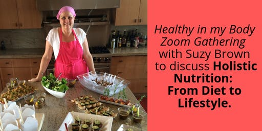 Holistic Nutrition:  Grocery Shopping and Demo