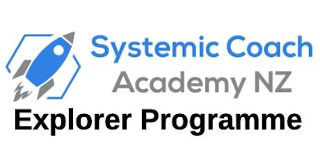 Explorer Programme for Coaches (3 Day Course) tickets