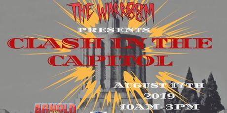 Clash in the Capitol 2019 tickets