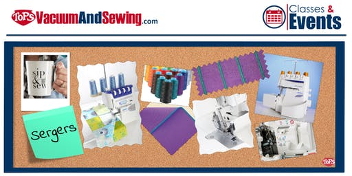 Sip N Sew | Sergers | Fort Myers