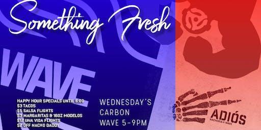 Something Fresh: Free Afterwork Jams w/DJ Carbon
