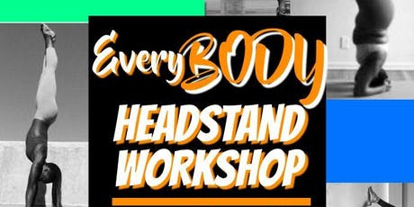 EveryBODY Headstand Workshop tickets