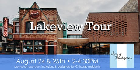 West Lakeview Walking Tour tickets