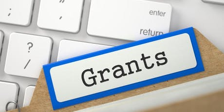 Grant Writing Class 101! tickets