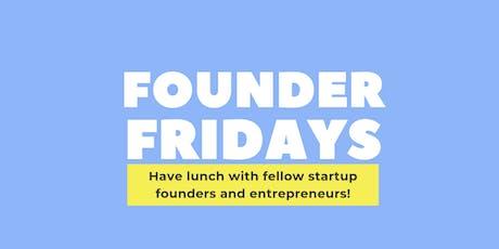 Founder Fridays tickets