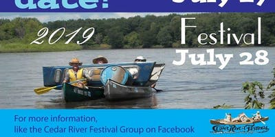 Cedar River Cleanup Concert and Art Festival