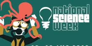 Curious kids' night - it's all about STEAM. Coburg Library