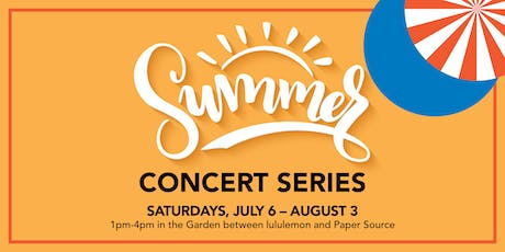 Summer Concert Series tickets