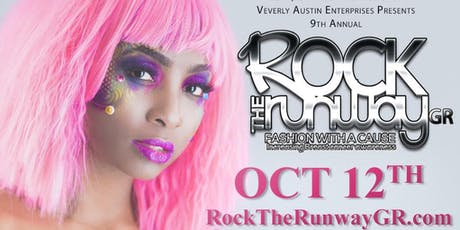 Rock the Runway GR:Fashion with a Cause tickets
